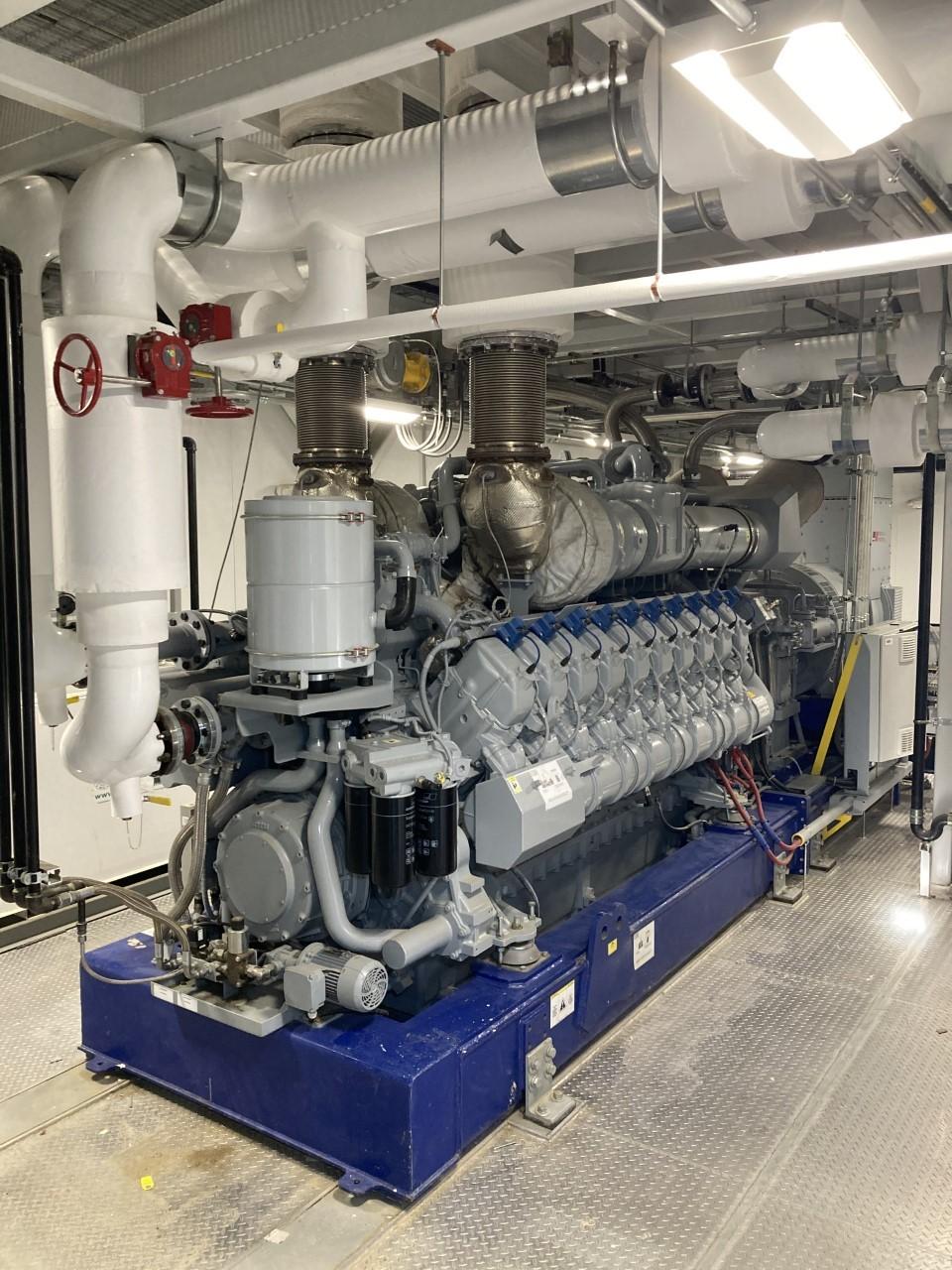 CHP Engine